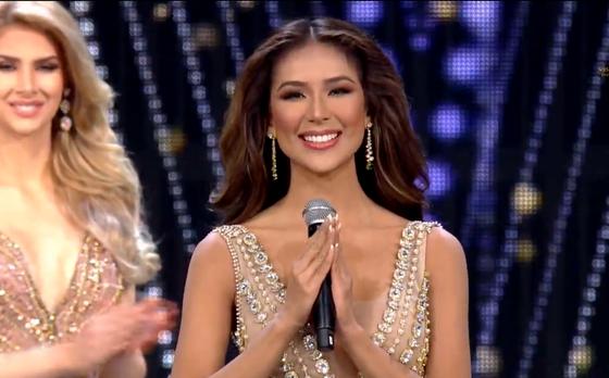 Người đẹp Mỹ đăng quang Miss Grand International 2020, Ngọc Thảo vào Top 20 ảnh 4