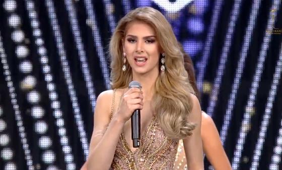Người đẹp Mỹ đăng quang Miss Grand International 2020, Ngọc Thảo vào Top 20 ảnh 5