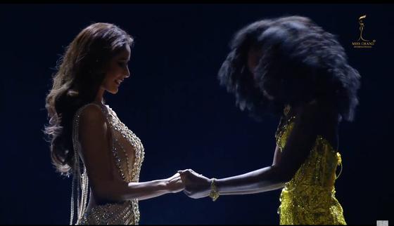 Người đẹp Mỹ đăng quang Miss Grand International 2020, Ngọc Thảo vào Top 20 ảnh 6