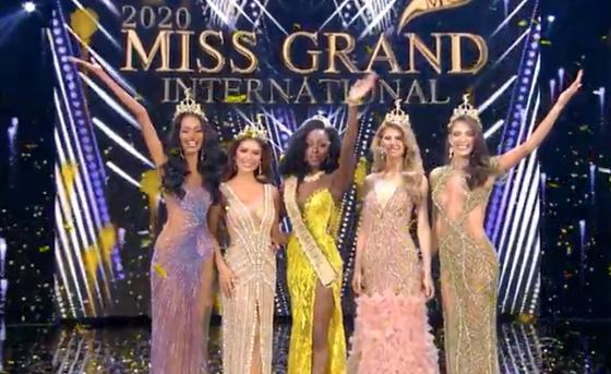 Người đẹp Mỹ đăng quang Miss Grand International 2020, Ngọc Thảo vào Top 20 ảnh 10