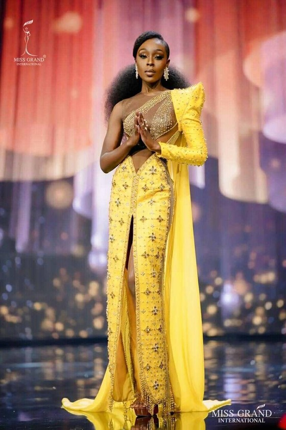 Người đẹp Mỹ đăng quang Miss Grand International 2020, Ngọc Thảo vào Top 20 ảnh 11