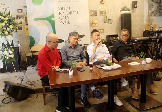Nhạc sĩ Bảo Chấn - Quốc Bảo - Văn Tuấn Anh ra mắt album chung      ảnh 1