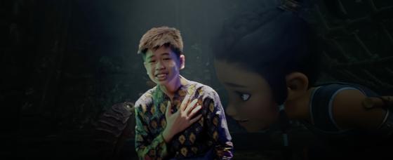"""Ra mắt MV siêu phẩm âm nhạc Đông Nam Á lấy cảm hứng từ """"Raya and The Last Dragon""""  ảnh 3"""