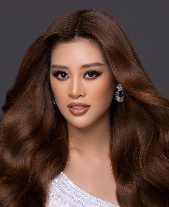 Hoa hậu Khánh Vân xuất hiện trên trang chủ Miss Universe ảnh 2