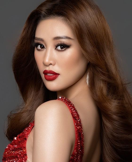 Hoa hậu Khánh Vân xuất hiện trên trang chủ Miss Universe ảnh 3
