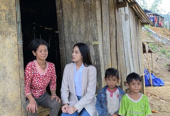 Hoa hậu Đỗ Hà bắt tay làm dự án nhân ái đến Miss World 2021 ảnh 1