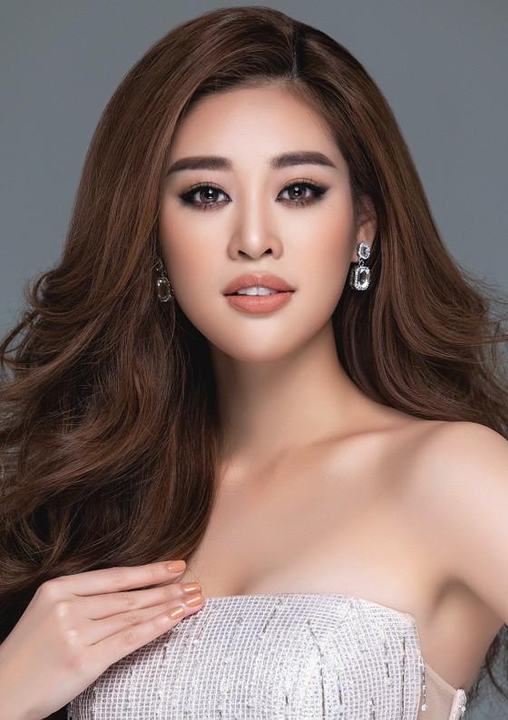 Miss Universe công bố video giới thiệu Hoa hậu Khánh Vân trên trang chủ ảnh 5