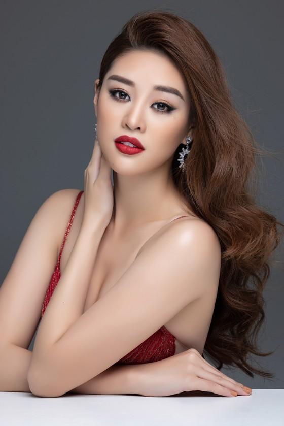 Miss Universe công bố video giới thiệu Hoa hậu Khánh Vân trên trang chủ ảnh 4