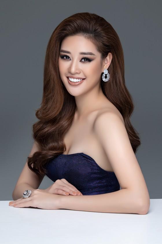 Miss Universe công bố video giới thiệu Hoa hậu Khánh Vân trên trang chủ ảnh 3