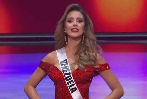 Cận cảnh trang phục dạ hội của Hoa hậu Khánh Vân tại bán kết Miss Universe ảnh 12