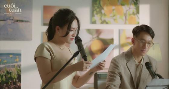Nguyên Hà và Minh Min mang 'Cuối tuần' bình yên đến khán giả ảnh 1