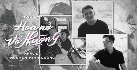 Nhạc sĩ Nguyễn Minh Cường và Hoài Lâm ra mắt ca khúc 'Hoa nở vô thường' ảnh 1