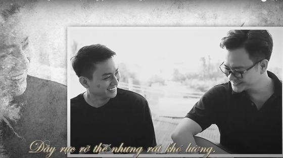 Nhạc sĩ Nguyễn Minh Cường và Hoài Lâm ra mắt ca khúc 'Hoa nở vô thường' ảnh 3