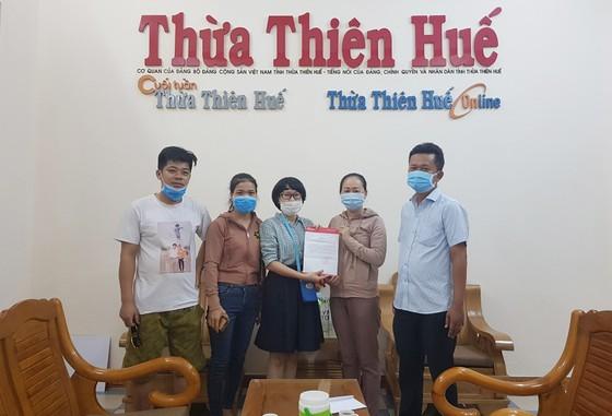 TPHCM tiếp nhận 5 tấn lương thực, thực phẩm từ người dân Huế ảnh 18