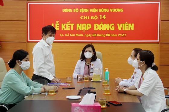 42 cơ quan báo chí hỗ trợ y bác sĩ tuyến đầu chống dịch tại TPHCM ảnh 3