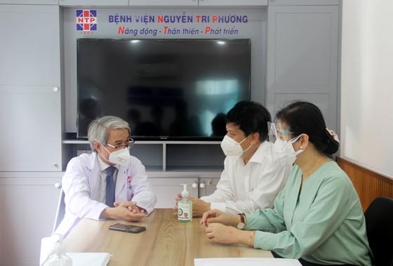 42 cơ quan báo chí hỗ trợ y bác sĩ tuyến đầu chống dịch tại TPHCM ảnh 2