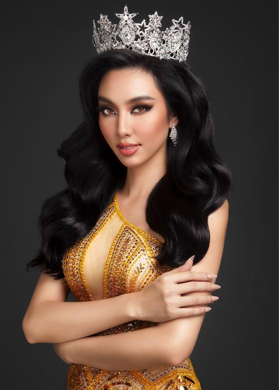 Nguyễn Thúc Thuỳ Tiên đại diện Việt Nam dự thi Miss Grand International 2021 ảnh 1