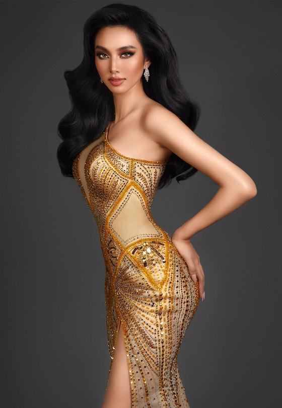 Nguyễn Thúc Thuỳ Tiên đại diện Việt Nam dự thi Miss Grand International 2021 ảnh 4