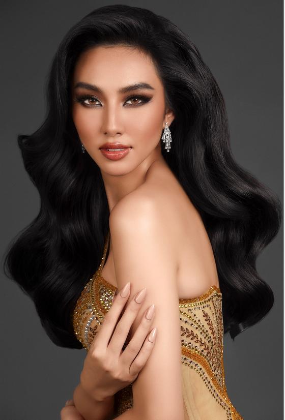 Nguyễn Thúc Thuỳ Tiên đại diện Việt Nam dự thi Miss Grand International 2021 ảnh 5