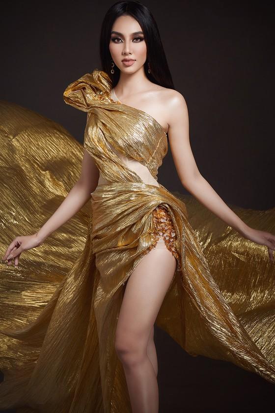 Nguyễn Thúc Thuỳ Tiên đại diện Việt Nam dự thi Miss Grand International 2021 ảnh 7
