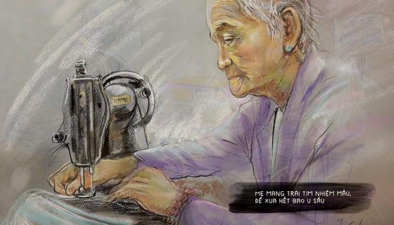 Kyo York dạt dào cảm xúc với 'Sài Gòn thương' ảnh 10