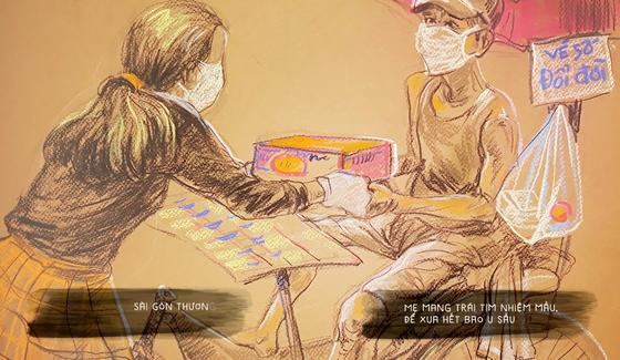 Kyo York dạt dào cảm xúc với 'Sài Gòn thương' ảnh 9