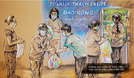 Kyo York dạt dào cảm xúc với 'Sài Gòn thương' ảnh 13