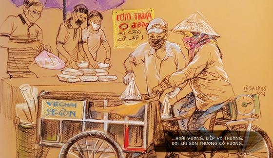 Kyo York dạt dào cảm xúc với 'Sài Gòn thương' ảnh 12