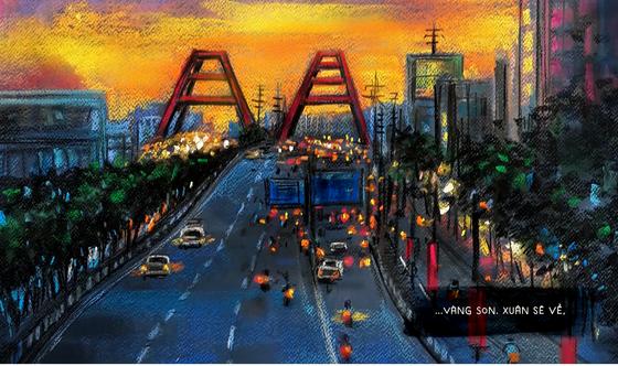 Kyo York dạt dào cảm xúc với 'Sài Gòn thương' ảnh 3