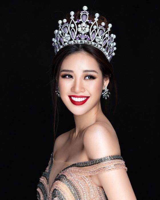 Hoa hậu Khánh Vân vào Top 20 Hoa hậu của các hoa hậu ảnh 1