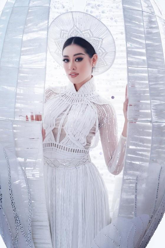 Hoa hậu Khánh Vân vào Top 20 Hoa hậu của các hoa hậu ảnh 3