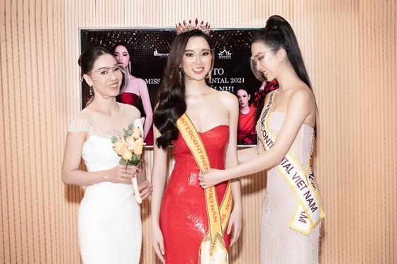 Trần Hoàng Ái Nhi đại diện Việt Nam tham dự Miss Intercontinental Vietnam 2021 ảnh 1