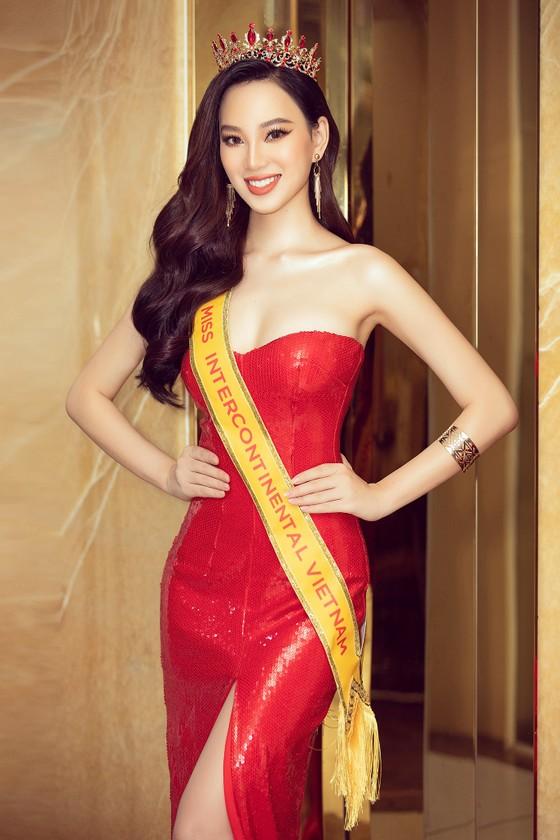 Trần Hoàng Ái Nhi đại diện Việt Nam tham dự Miss Intercontinental Vietnam 2021 ảnh 3