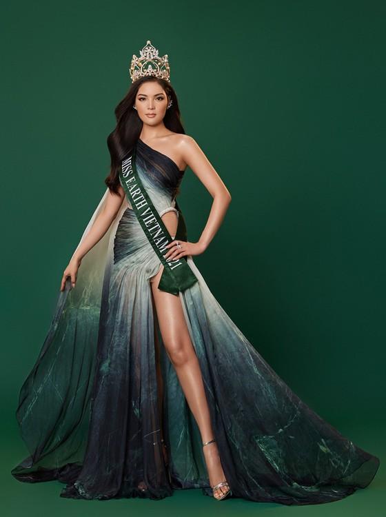 Bất ngờ thí sinh Hoa hậu Trái Đất Việt Nam trở thành đại diện thi Miss Earth 2021 ảnh 3