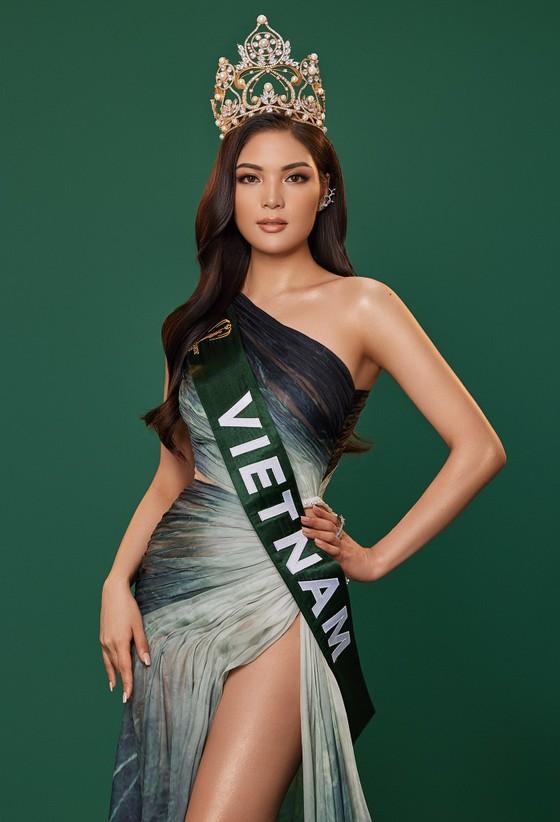 Bất ngờ thí sinh Hoa hậu Trái Đất Việt Nam trở thành đại diện thi Miss Earth 2021 ảnh 1