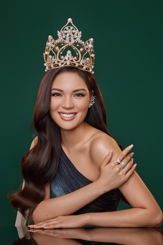 Bất ngờ thí sinh Hoa hậu Trái Đất Việt Nam trở thành đại diện thi Miss Earth 2021 ảnh 2