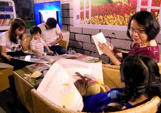 Ngày hội văn hóa đọc được tổ chức lần đầu tiên tại TPHCM ảnh 3