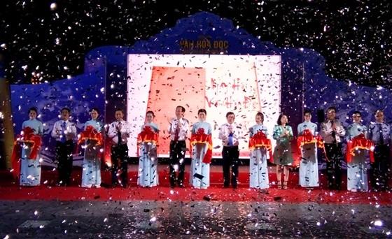 Ngày hội văn hóa đọc được tổ chức lần đầu tiên tại TPHCM ảnh 1