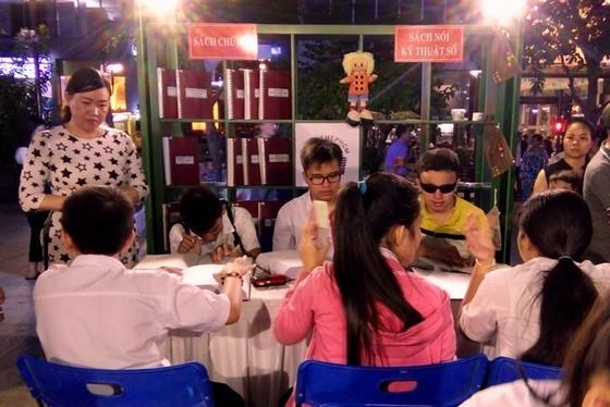 Ngày hội văn hóa đọc được tổ chức lần đầu tiên tại TPHCM ảnh 4