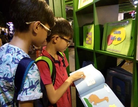 Ngày hội văn hóa đọc được tổ chức lần đầu tiên tại TPHCM ảnh 5