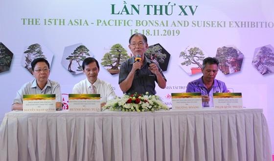 Lễ hội Bonsai và Suiseki châu Á – Thái Bình Dương lần đầu tiên được tổ chức tại Việt Nam ảnh 1