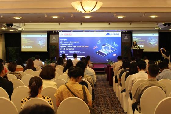 Đẩy nhanh công nghệ số trong khách sạn để tối ưu hóa tiện ích cho khách lưu trú ảnh 1
