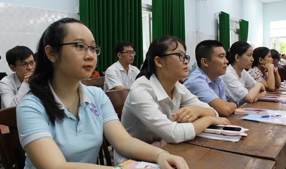 Hơn 300 học viên TPHCM tham gia lớp bồi dưỡng lý luận chính trị ảnh 2