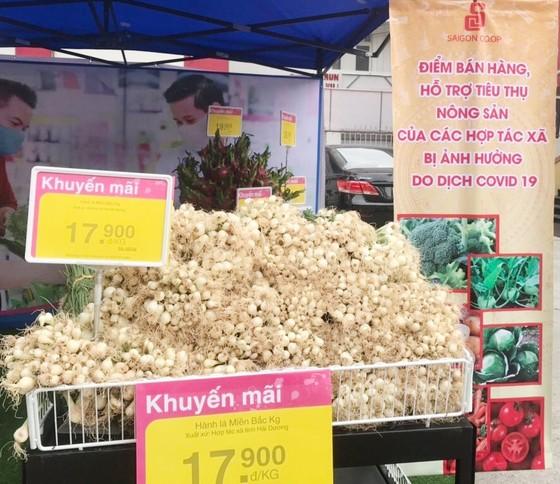 """Nhiều siêu thị tham gia """"giải cứu"""" nông sản Hải Dương, Hải Phòng ảnh 4"""