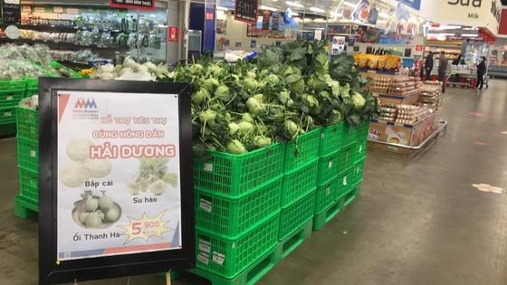 """Nhiều siêu thị tham gia """"giải cứu"""" nông sản Hải Dương, Hải Phòng ảnh 6"""