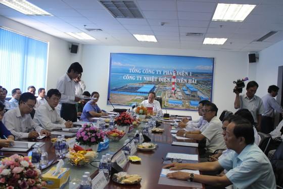 Đồng chí Nguyễn Thiện Nhân: Nhà máy nhiệt điện Duyên Hải hoạt động phải đảm bảo môi trường ảnh 1