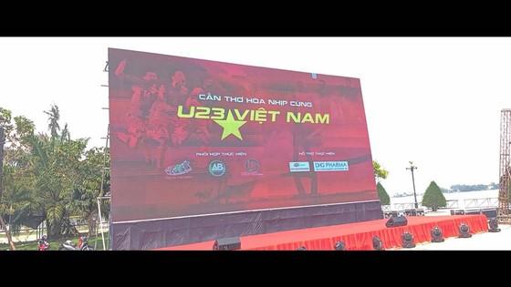 U23 Việt Nam - U23 Uzbekistan 1-2, VÀNG RƠI PHÚT CHÓT ảnh 63