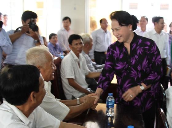 Chủ tịch Quốc hội Nguyễn Thị Kim Ngân: Phòng chống tham nhũng không có vùng cấm  ảnh 1