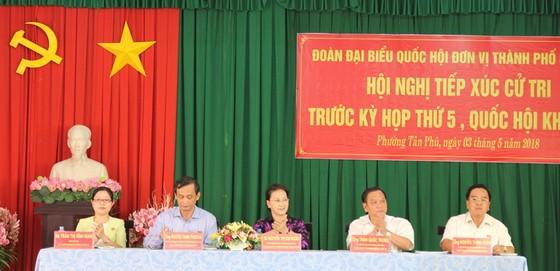 Chủ tịch Quốc hội Nguyễn Thị Kim Ngân: Phòng chống tham nhũng không có vùng cấm  ảnh 3
