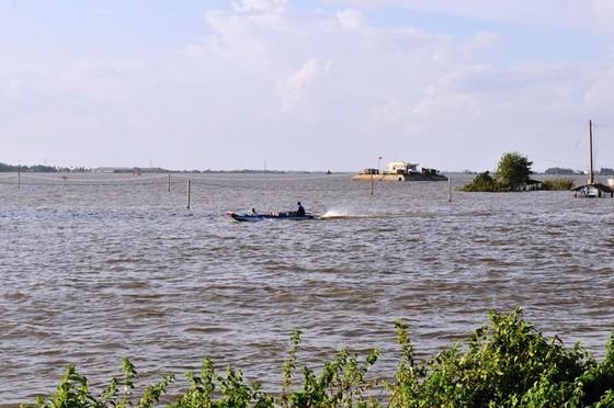 Hàng ngàn hécta mía ngập trong nước lũ, nông dân nguy cơ lỗ trắng ảnh 4